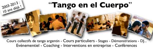 tango  cuerpo
